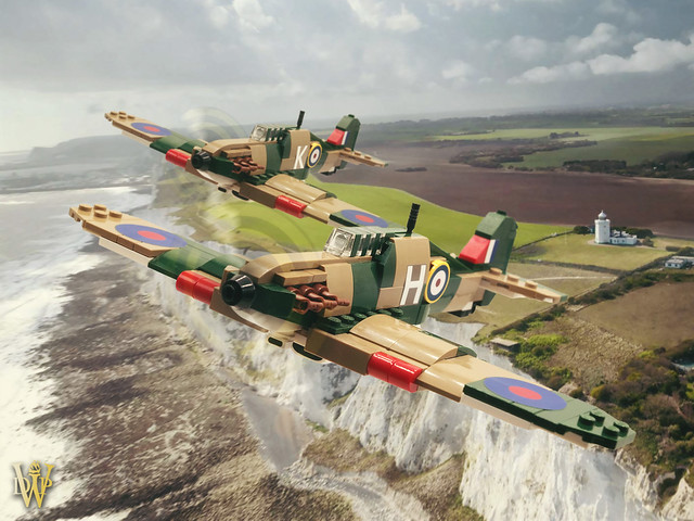 Hurricanes over Dover