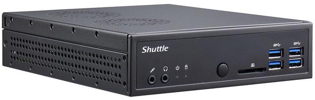 Shuttle XPC DA320