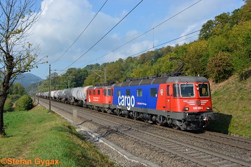 SBB Re 620 026-5, Re 420 345-1 | by isebahnverchehr.ch