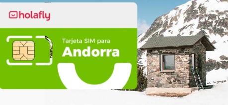 Tarjeta SIM para Andorra (con datos y llamadas)