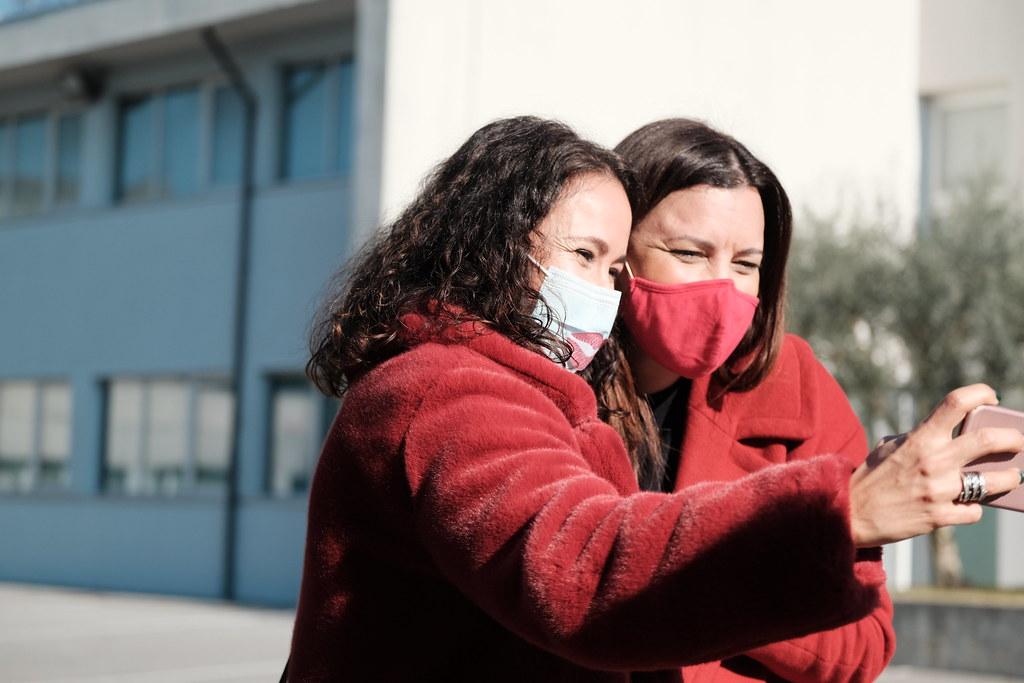 Encontro com trabalhadoras precárias do IEFP, Porto, Jan 2021