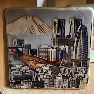 #bigbird in #tokyo #japan #nippon #marble #henribanks