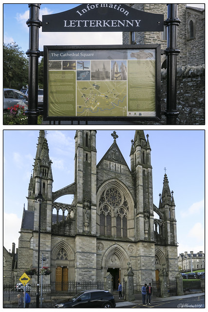 5-Letterkenny, Ireland - Cathedral Square