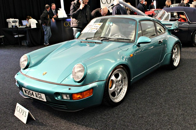 155 Porsche 911 (964) Turbo (1994) M 354 AGL