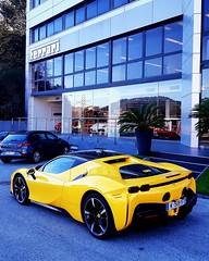 Ferrari SF90 Stradale  -  Le Cannet  2021