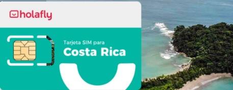 Tarjeta Sim para Costa Rica