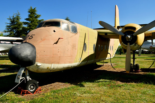 T.9-25 371-05 - C-7A SpanishAF Ala37 Esc371 190503 Cuatro Vientos 1002