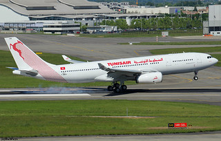 Tunisair Airbus A330-243 F-WWKR (TS-IFM)