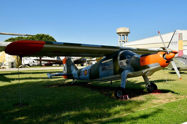 U.9-76 407-72 d Do27B-5 SpanishAF Grupo 40 190503 Cuatro Vientos 1001
