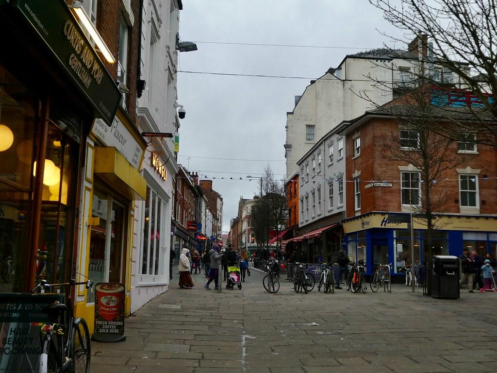Lace Market, Nottingham