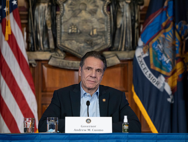 Governor Cuomo Updates New Yorkers on the State's COVID-19 Response January 18, 2021