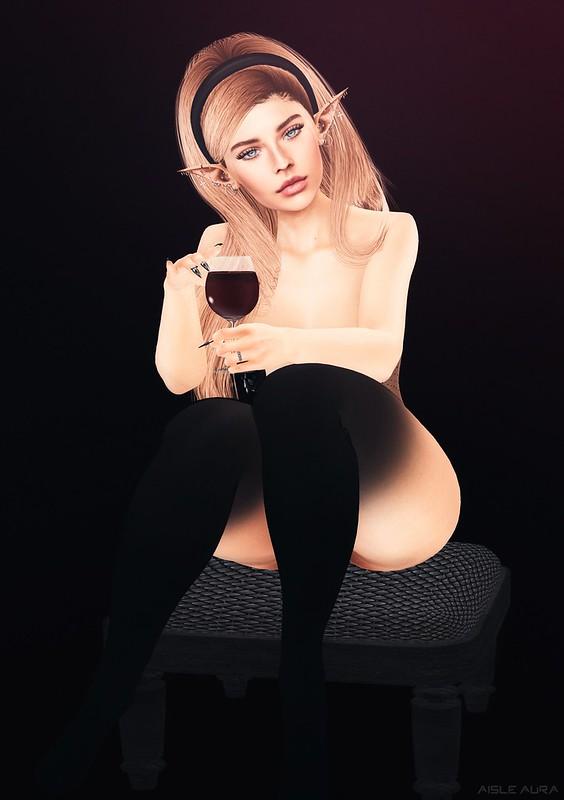↪ Red wine ↩