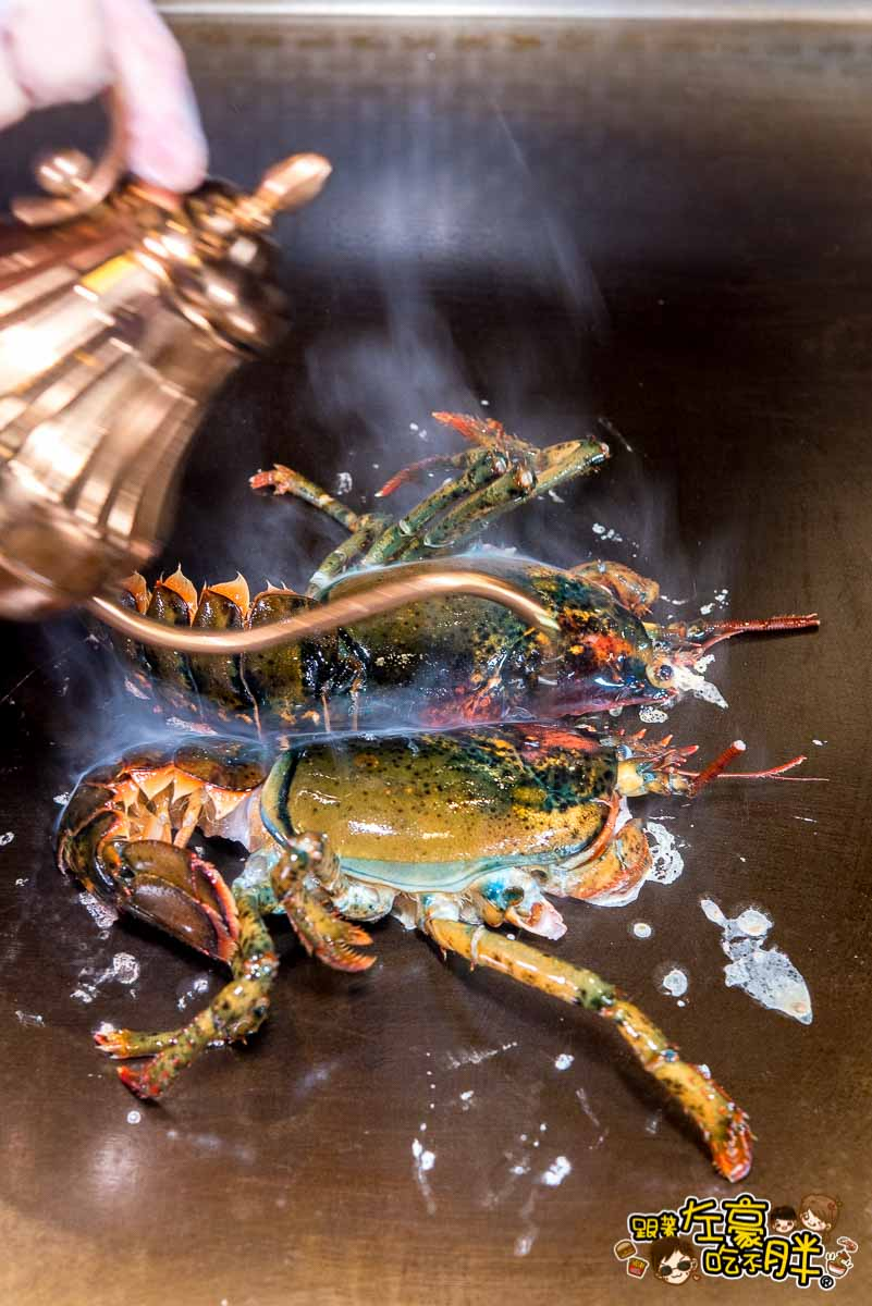 默鐵板私廚料理 高雄推薦鐵板燒-22