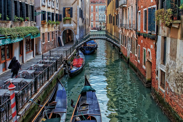 The Best of Venice for Foodies