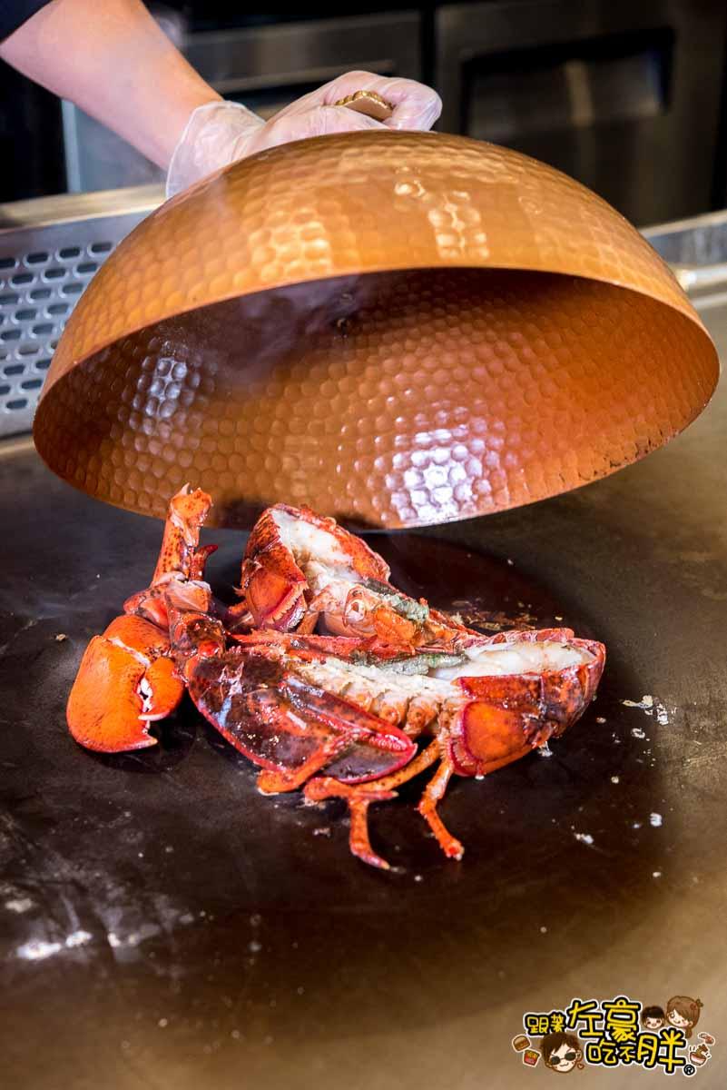 默鐵板私廚料理 高雄推薦鐵板燒-28