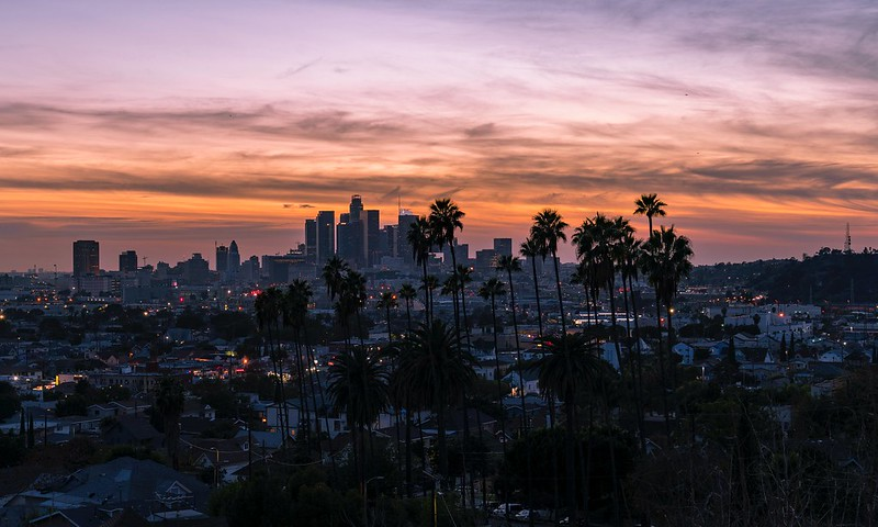 Los Angeles - A Cityscape