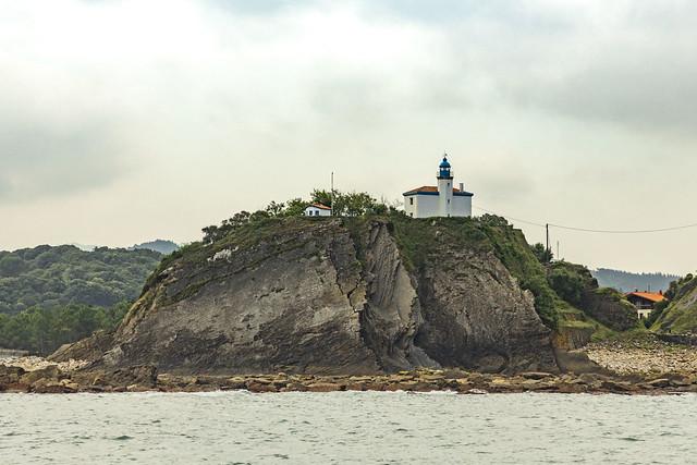 Faro Zumaia