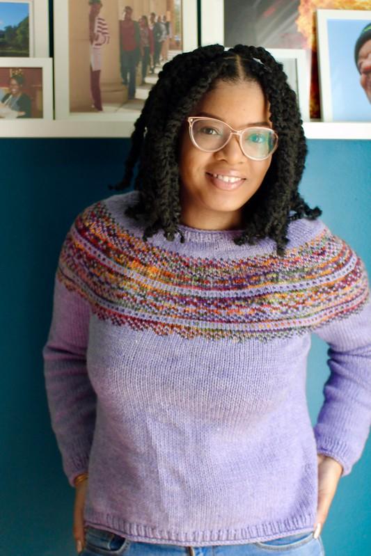 Langley sweater