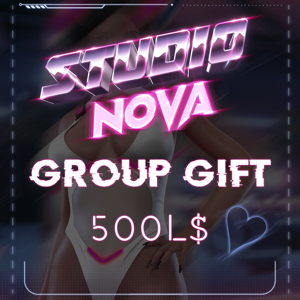 Studio Nova - Group Gift !