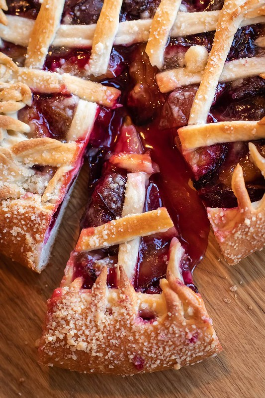 Cherry Pie, Lattice Pastry