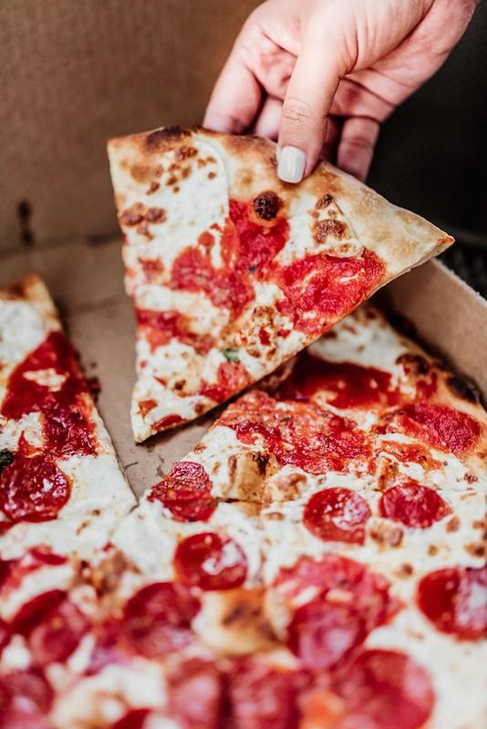 Italian Style Thin Based Pizza