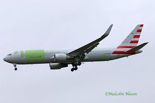 B767-323ER(F) N388AA CARGO AIRCRAFT MANAGEMENT