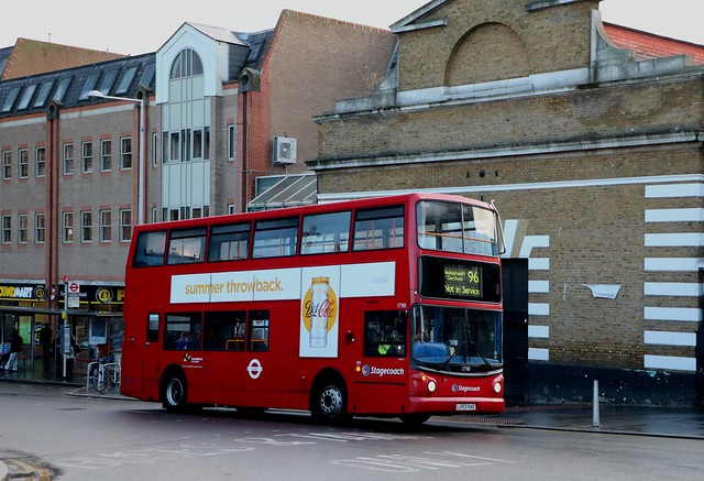 Stagecoach London - 17981 - LX53KAO