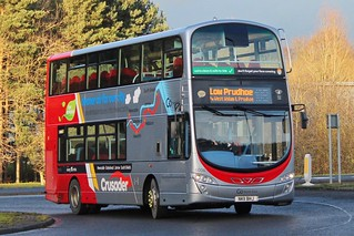 Go North East The Crusader 6006 / NK11 BHJ