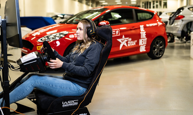 Thrustmaster Partners with the FIA Rally Star Program