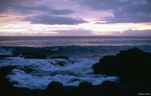 pixelistes nikonfg20 maurice mauritius pointeauxroches océanindien côte coasline littoral sunset crépuscule indianocean afrique africa