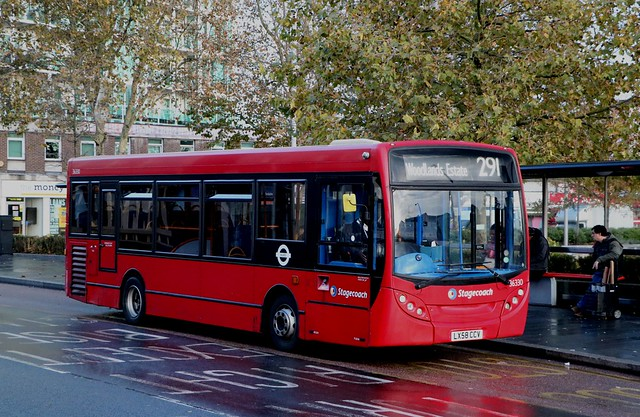 Stagecoach London - 36330 - LX58CCV