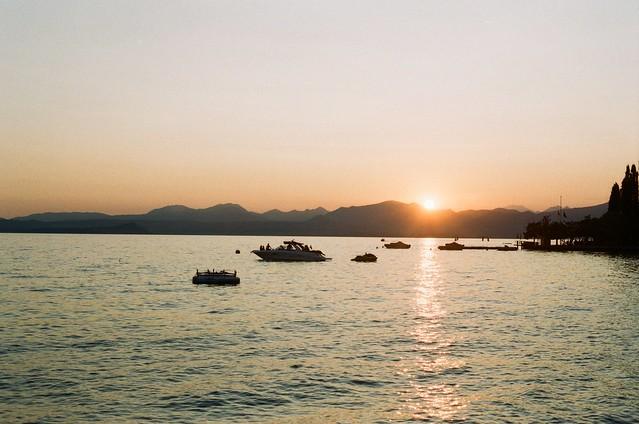 Lago di Garda, août 2019