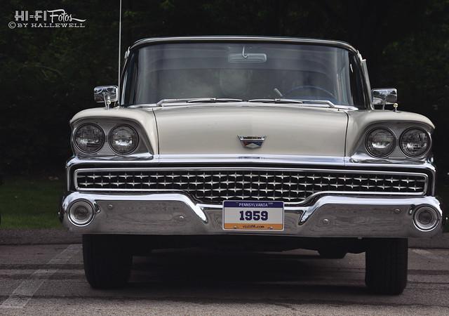 59 ford fairlane 500