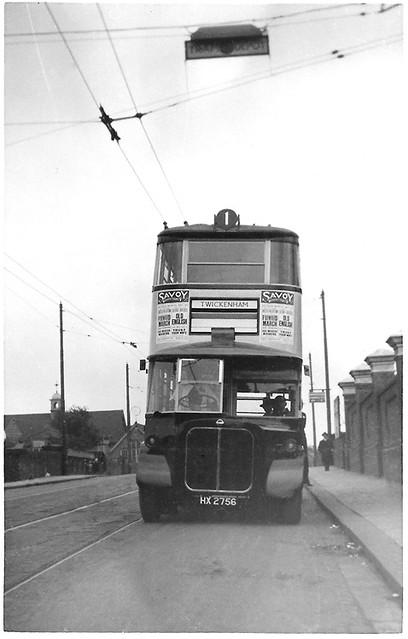 LUT trolleybus 'Diddler' No. 1