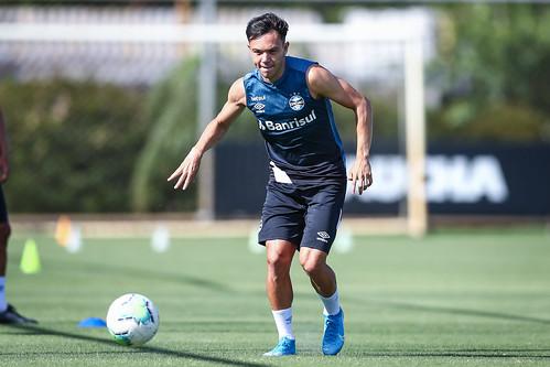 Treino Grêmio 18/01/2021
