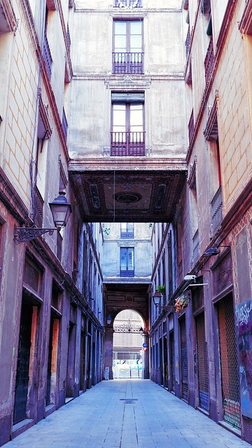 Barcelona/ Sunday walks