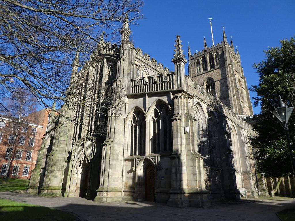 St. Mary's Church, Nottingham