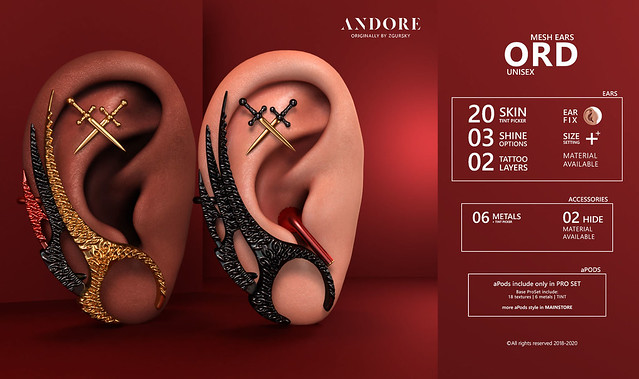 ANDORE @ Exclusive for Man Cave Event