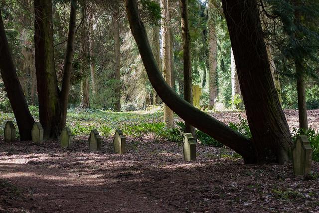 Saarbrücken - Hauptfriedhof