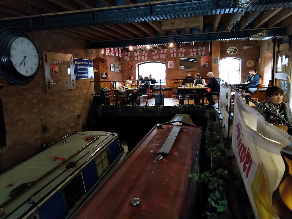 Canalhouse Pub, Nottingham