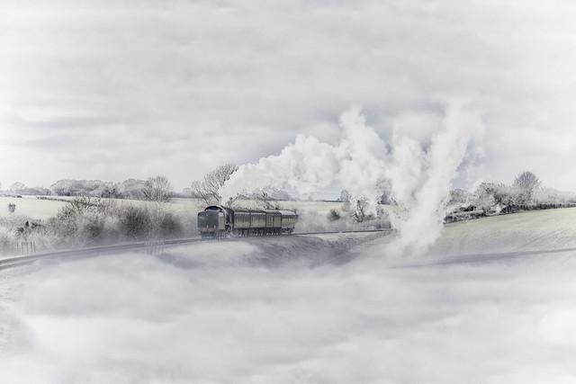 Dreams of steam.