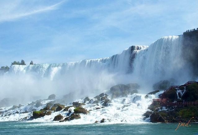 Niagara Falls, Ontario, Canada (In explore #1 19/01/21)