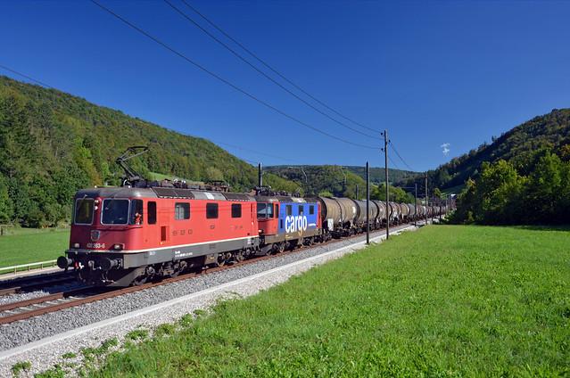 🇨🇭 Train 66747 @ Tecknau