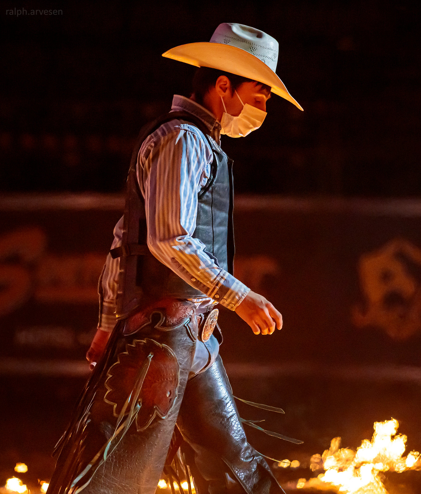 Professional Bull Riders | Texas Review | Ralph Arvesen