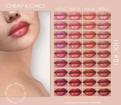 HD Lipstick #01