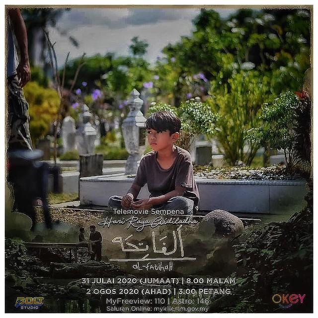 Telemovie Al-Fatihah Di Tv Okey