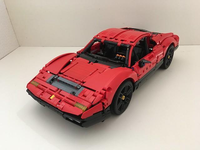 Lego Technic Ferrari BB