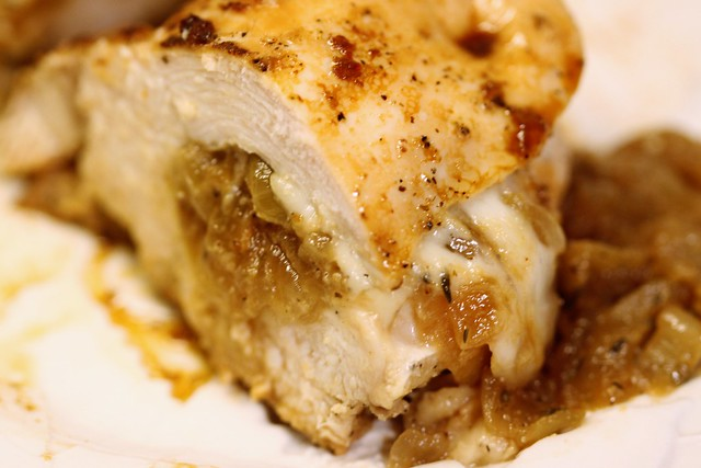 [EXPLORED] Cooking: French Onion Stuffed Chicken