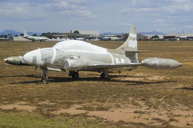 142263 - Lockheed T-1A Seastar - KDMA/AMARG 14th May 2019.
