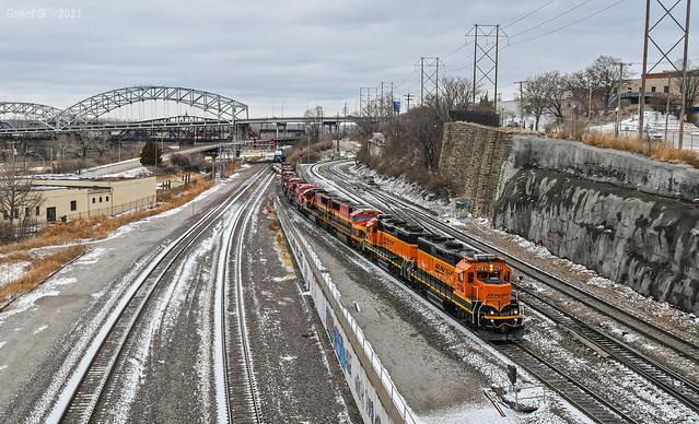 Westbound Transfer in Kansas City, MO